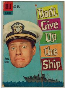 DONT GIVE UP THE SHIP F.C.1049 GOOD 1959