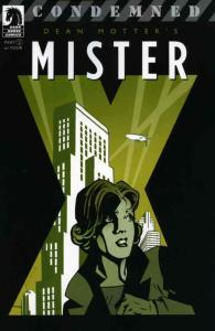 Mister X: Condemned #2 FN; Dark Horse | save on shipping - details inside