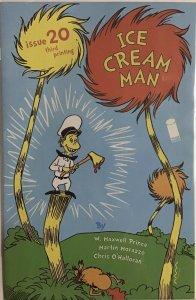 Ice Cream Man #20 3rd Print (2018 Image)