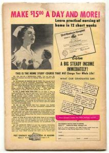 First Romance #44 1947- Harvey Silver Age- G+
