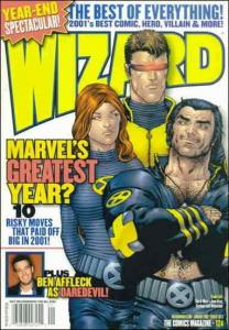 Wizard: The Comics Magazine #124A VF/NM; Wizard | save on shipping - details ins