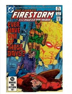 The Fury of Firestorm #2 (1982) SR7