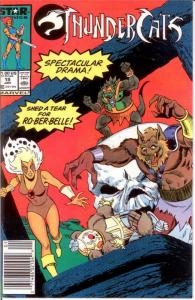 THUNDERCATS 19 VF-NM Jan. 1988