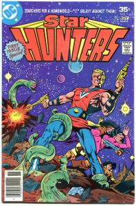 STAR HUNTERS #1 2 3 4 5 6 7, VF/NM, 7 issues, 1977, Sci-fi, Bonze age, Aliens