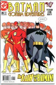 BATMAN & SUPERMAN ADVENTURES, NM, Gotham, 4-issues, Flash, Beyond, 25, 44, 7