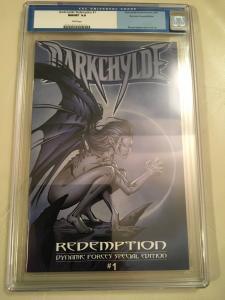 Darkchylde: Redemption #1 CGC 9.8 Dynamic Forces Special Edition #1