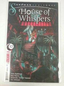 House of Whispers #12 DC Vertigo Comic NW71