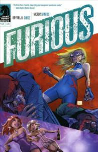 Furious #4 VF/NM; Dark Horse   save on shipping - details inside