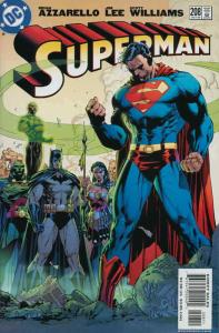 Superman (2nd Series) #208 VF/NM; DC | save on shipping - details inside
