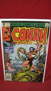 Marvel Comic CONAN #117 1980 #17
