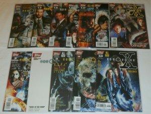 X-Files #7,9,13-15,17,24,25,30, Annual #1,2, Hero Illustraed, Sp. Ed (set of 12)