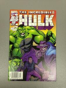 Incredible Hulk 12 Newstand NM 1st App. Devil Hulk