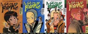 MY FAITH IN FRANKIE (2004 VERTIGO) 1-4  COMPLETE!