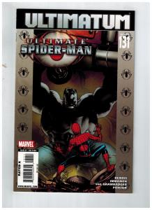Ultimate Spider-Man # 131 VF Marvel Comic Book Brian Bendis Hulk Avengers S75