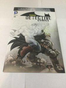 Detective Comics 50 Nm Near Mint DC Comics New 52 Variant