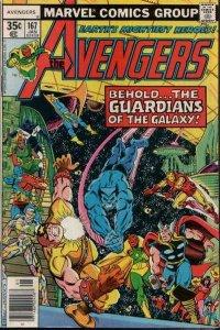Avengers (1963 series) #167, VF+ (Stock photo)