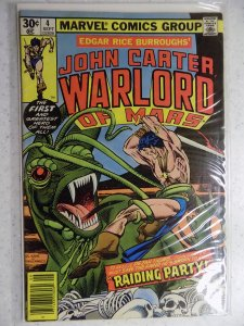 John Carter Warlord of Mars #4 (1977)