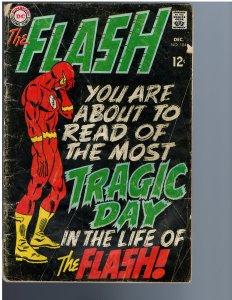 The Flash #184 (1968)