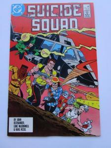SUICIDE SQUAD #2, VF/NM, Ostrander, Deadshot, DC, 1987  more DC in store