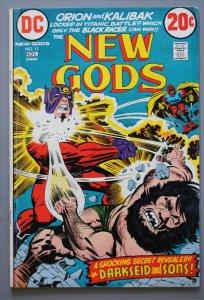 New Gods  (197 Series)  #11  F  Actual Photo