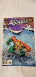 Aquaman #0 - NM - (1994 3rd Series)