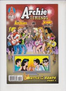 ARCHIE & FRIENDS #130 ARCHIE COMICS  /  DIRECT SALES