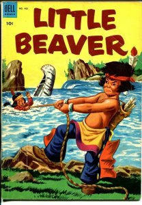 Little Beaver-Four Color Comics #483 1953-Dell-Fred Harmon-VG
