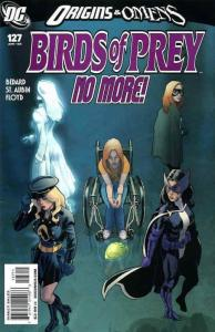 Birds of Prey #127 FN; DC | save on shipping - details inside