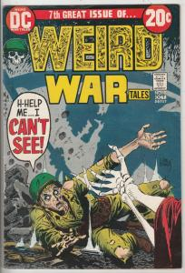 Weird War Tales #7 (Oct-72) VF/NM High-Grade