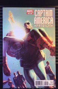 Captain America: Patriot #2 (2010)