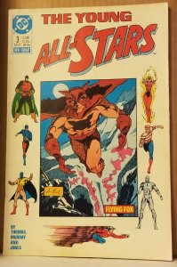 Young All-Stars #3 (1987)
