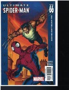 Ultimate Spider-Man #66 (Marvel, 2004)