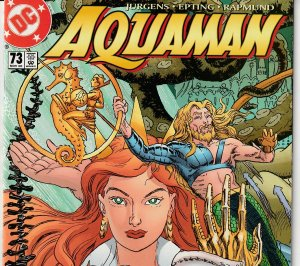 Aquaman(vol. 5)# 73,74,75 The Final Three !