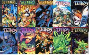 TELLOS (1999 IM) 1-10  COMPLETE!