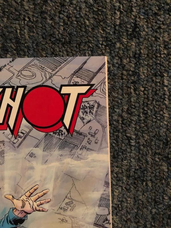 Bloodshot # 1 (Valiant) 1st Ninjak Never Read NM+, Free Shipping