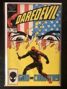 Daredevil #232 - 1st App of Nuke
