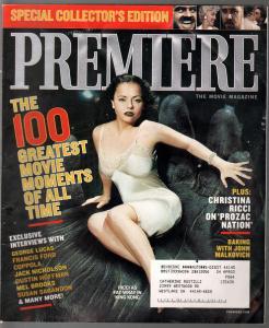 Premiere 3/2003-Christina Ricci-Movie Mag-George Lucas-Susan Sarandon-FN