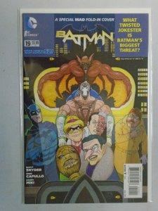 Batman #19B Variant cover 8.5 VF+ (2013 2nd Series)
