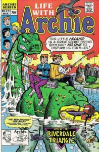 Life with Archie (1958 series) #271, VG+ (Stock photo)