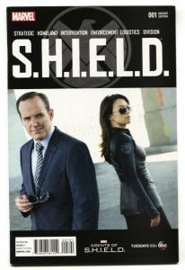 S.H.I.E.L.D. #1 2015-MARVEL variant cover-PHOTO COVER