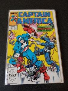 Captain America #351 (1989)