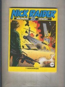 Nick Raider numero 099: I sanguinari