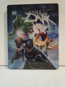Justice League: Dark (Blu-ray) STEELBOOK