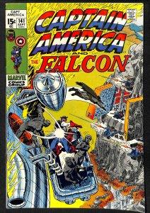 Captain America #141 (1971)