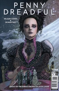 Penny Dreadful #1A VF/NM; Titan | save on shipping - details inside