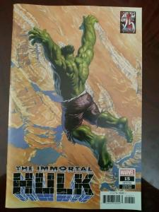 IMMORTAL HULK #15 ALEX ROSS VARIANT COVER  25th ANNIVERSARY MARVEL (2019)