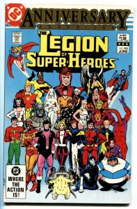 Legion of Super-Heroes #300 First appearance of GARFIELD in comics