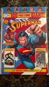 Superman Giant (Walmart) #1 (DC, 2018) Condition: NM/MT