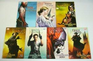 Stephen King's Dark Tower: the Gunslinger Born #1-7 VF/NM complete series set