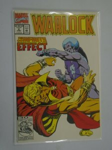 Warlock #2 6.0 FN (1992 Marvel Limited Series)